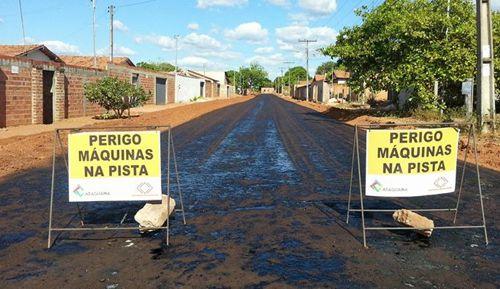 Prefeitura de Araguaína recupera vários pontos da cidade