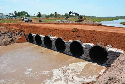 Araguaína recebe sistema mais moderno e resistente de drenagem