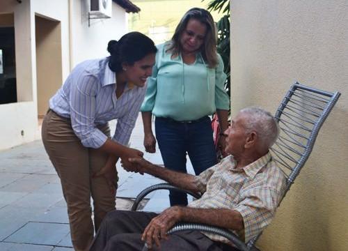 Primeiras damas visitam projetos sociais em Araguaína