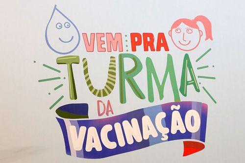 Araguaína preparada para vacinação contra poliomielite e sarampo