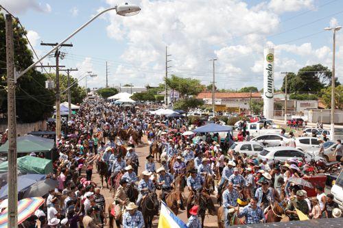 Expoara: Cavalgada 2014 acontece neste domingo