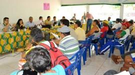 Audiência Pública discute regularização de terra das famílias acampadas no INCRA de Araguaína