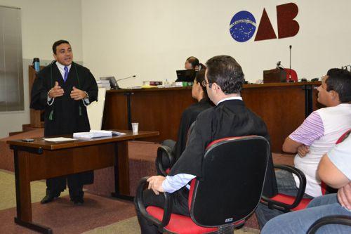 Cinco réus são defendidos gratuitamente na 1ª Temporada do Júri em Araguaína