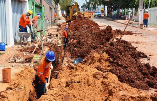Araguaína investe em saneamento básico