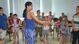Projeto Sorrir e Cantar: Coral se prepara para Cantata Natalina