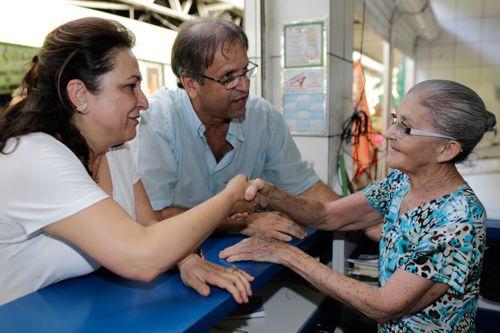 Com profissionais da saúde de Araguaína, senadora Kátia Abreu escuta críticas sobre a atual gestão estadual e apresenta alternativas para tirar o setor do fundo do poço