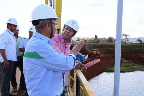 Alvorada Energia se posiciona sobre o reenchimento parcial do reservatório da Usina Corujão (Lago Azul)
