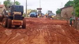 Prefeitura divulga ruas que serão asfaltadas no Maracanã