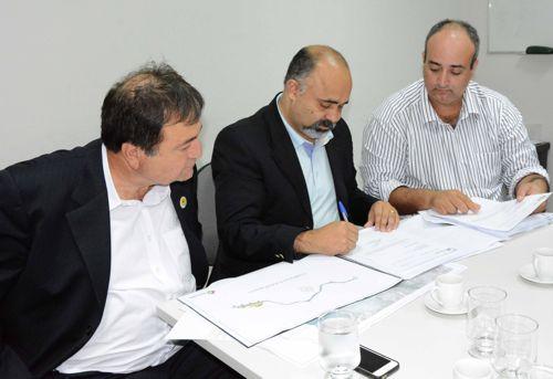 Ministro dos Esportes sinaliza apoio a projetos de Araguaína