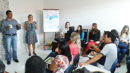 Professores do Projovem Urbano participam de formação inicial