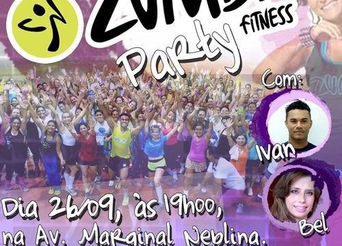 SESI promove Master Class de Zumba Fitness em Araguaína