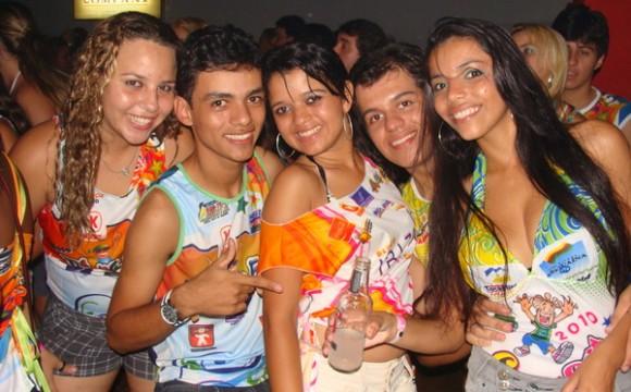 3ª e 4ª Noite de Carnaval 2010