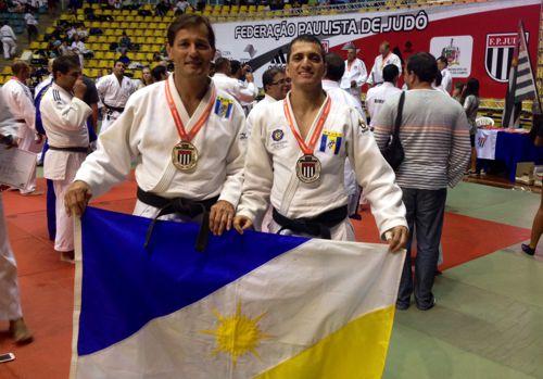 Judocas do Tocantins vão ao pódio da Copa São Paulo