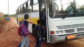 Mesmo sem repasse, Município mantém transporte escolar da Rede Estadual até 20 de abril