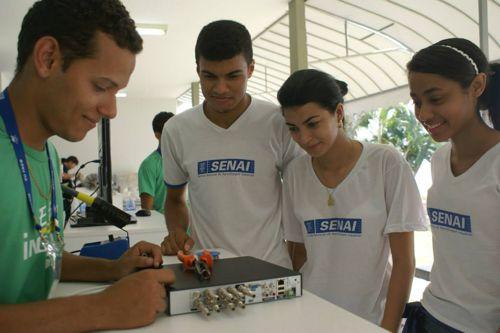 Projeto do SENAI Araguaína é aprovado para Mostra Nacional do INOVA SENAI 2014