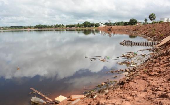 Parceiros promovem o 'Dia D' da Limpeza para proteção do Lago Azul