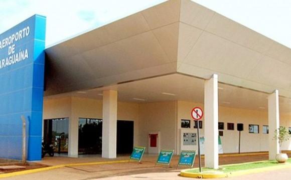 Administração do aeroporto de Araguaína será terceirizada