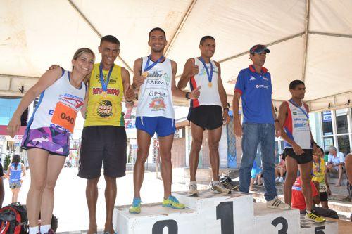 Atleta do Tocantins vence a 24ª Corrida do Trabalhador de Araguaína