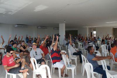 Quadro Geral rejeita proposta do Governo e aprova indicativo de greve