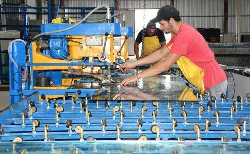 Temper Vidros inaugura fábrica em Araguaína nesta sexta