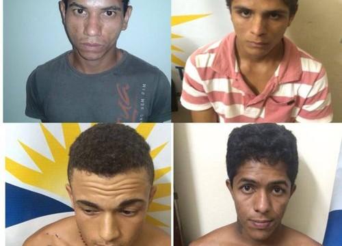 Polícia Militar prende suspeitos de incendiarem ônibus em Palmas