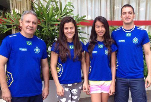 Tocantinenses tentam medalhas na Copa SP de Judô