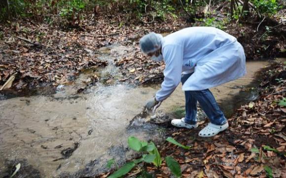 Prefeitura monitora qualidade da água em mananciais de Araguaína