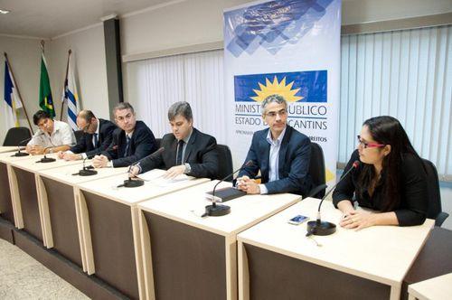 Gecep e membros do MPE definem política de atuação com relação à greve da Polícia Civil