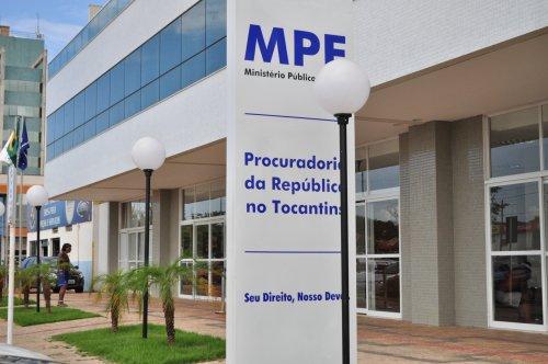 Oportunidade: MPF/TO abre inscrições para estágio em Palmas, Araguaína e Gurupi