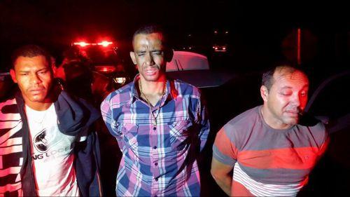 PM prende acusados de assaltar agência dos Correios em Estreito-MA