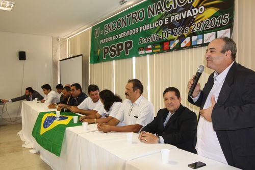 Registrado no TSE, PSPP reúne lideranças do Tocantins e de outros 23 estados em Brasília