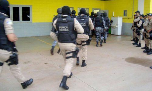 Após revista PM repassa comando do Barra da Grota para Polícia Civil