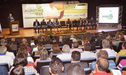 Governo do Tocantins lança Agrotins 2015
