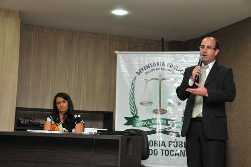 Realidade do sistema penitenciário brasileiro é debatida na DPE-TO
