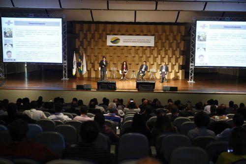 Araguaína participa de encontro dos municípios sobre sustentabilidade em Brasília