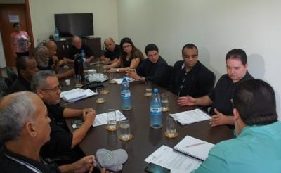 Governo do Estado apresenta nova proposta para as progressões do Quadro Geral