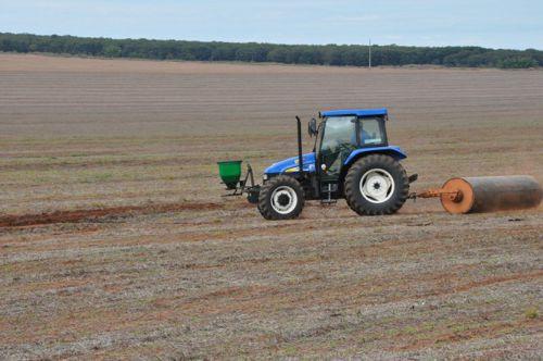 Governo federal isentará maquinário agrícola de licenciamento e emplacamento