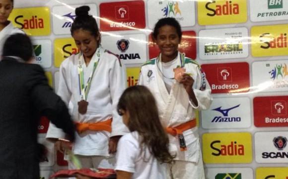Judô Guerra/SESI de Araguaína estreia no Brasileiro Regional conquistando medalha e vaga para a final Nacional