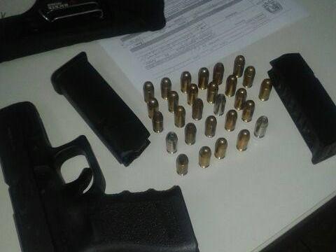 Em Araguaína, arma de fogo é apreendida e proprietário detido