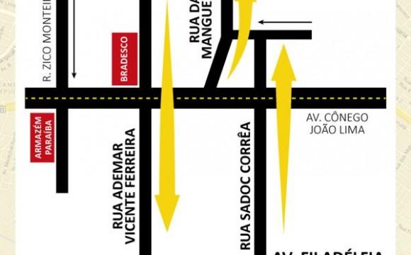 Prefeitura explica mudanças no tráfego de ruas e avenidas em Araguaína
