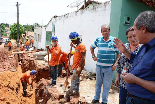 Prefeitura determina que obras da Odebrecht Ambiental Saneatins tenham acessibilidade
