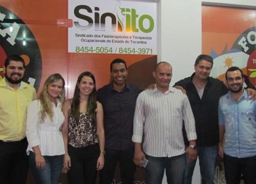 Inauguradas as Sedes do SINFITO – TO e Força Sindical do Tocantins