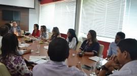 Estratégias de readequação do orçamento da UFT são discutidas em reunião