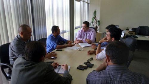 SINPOL: Em Reunião, Secad se compromete a apresentar proposta na sexta-feira