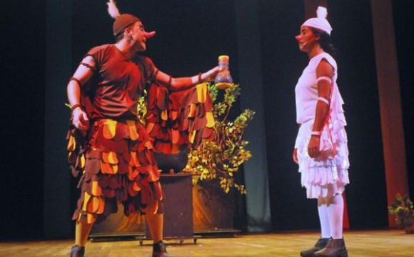 Grupo Artpalco apresenta Poção do Amor em dez capitais brasileiras
