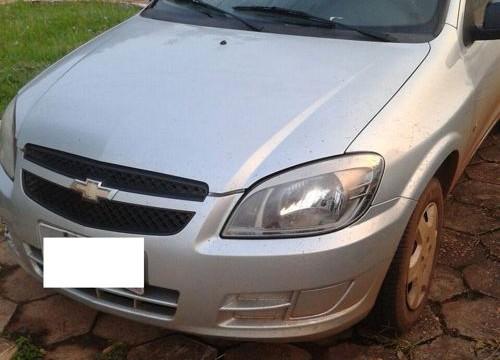 Polícia Militar localiza veículos roubados em Araguaína