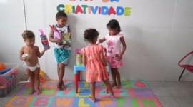 Pró-Saúde promove atividade criativa para crianças do HMA
