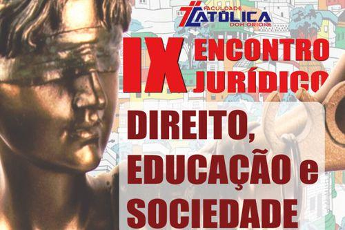 Membros do MPE participam do IX Encontro Jurídico em Araguaína