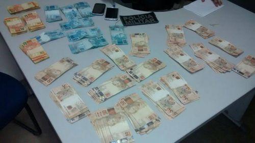 Funcionário de loja forja assalto e é detido pela PM em Araguaína