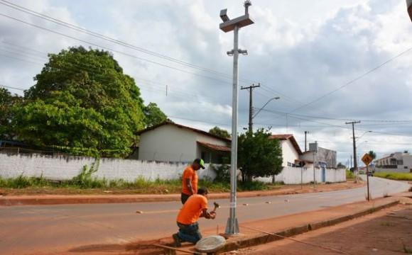 AMTT prepara instalação de novos radares em Araguaína